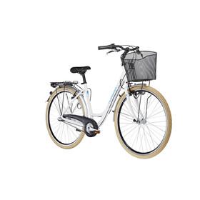 Vermont Rosedale 3s - Bicicleta paseo mujer - blanco brillante